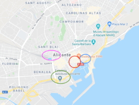 Alicante Neighborhood Guide