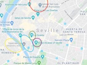 Seville, Spain (Sevilla)